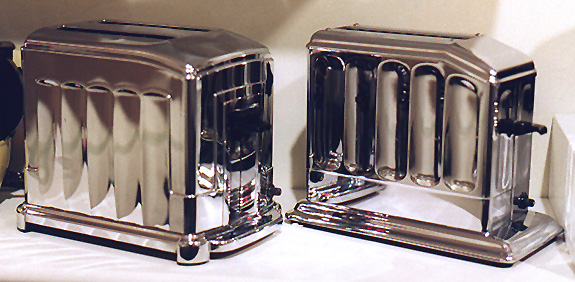 Above Left To Right Toastmaster Mod 1b5 Automatic