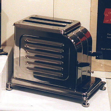 Above Toastmaster No 1b1 Automatic Toaster Circa 1928
